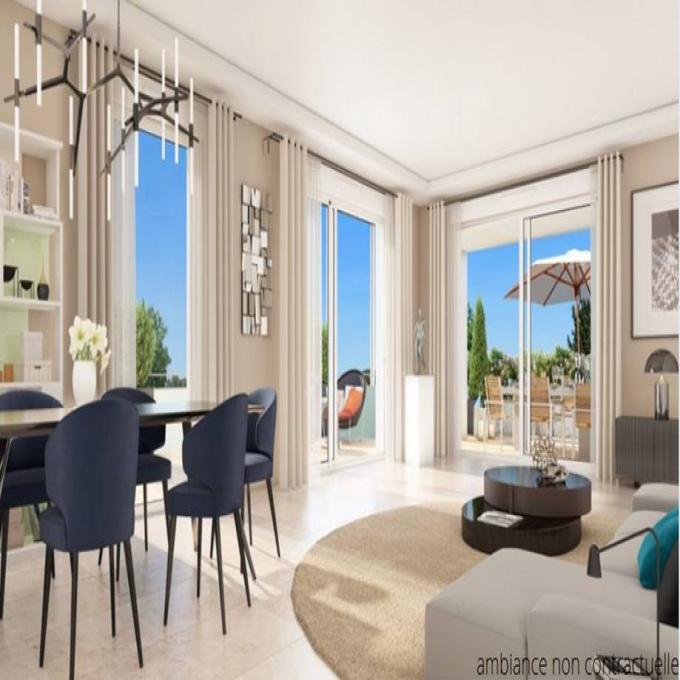 Programme neuf Appartement Hyères (83400)