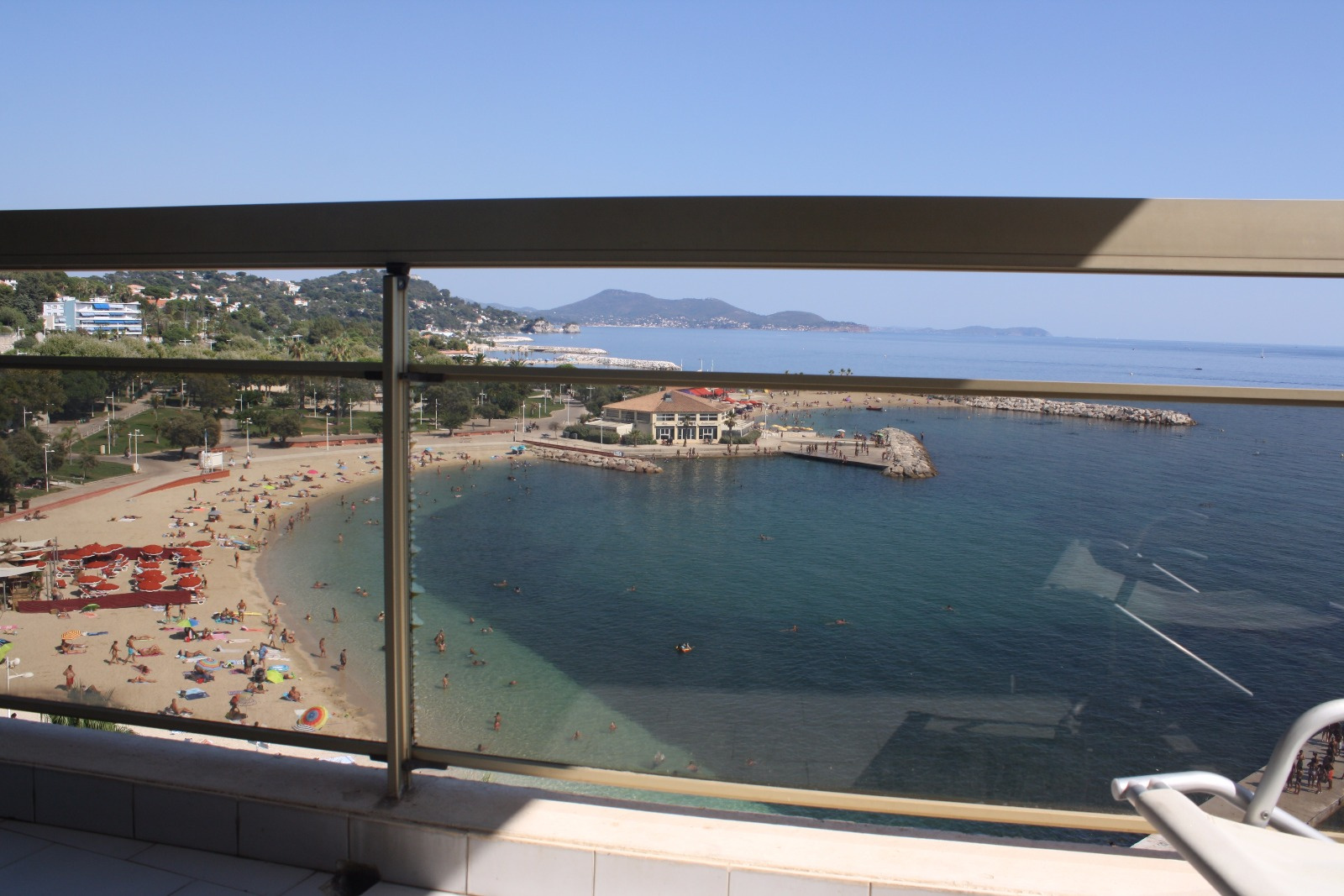 Location de vacances Appartement Toulon (83100)